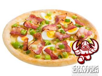 Crayfish Pizza
