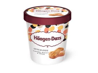 Häagen-Dazs Speculoos Caramel Biscuit & Cream