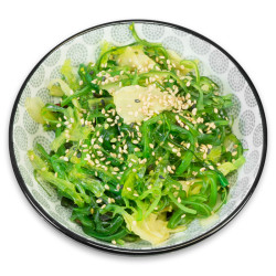 Ginger Wakame Salat
