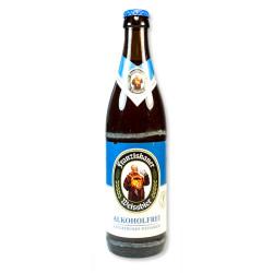 Franziskaner Weizen alc. frei 0,5l