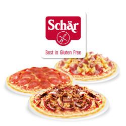 NEU! Glutenfreie Pizza