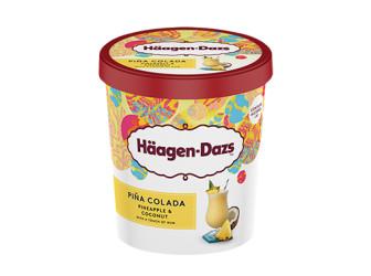 Häagen-Dazs Pina Colada