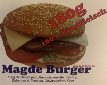 Mega Magde-Burger