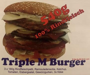Triple M Burger