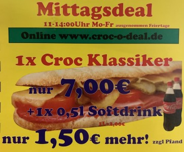 Mittags Klassik Croc`s