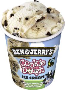 Cookie Dough 500ml
