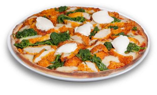 Pizza Montana Solo 25cm<sup>F</sup>
