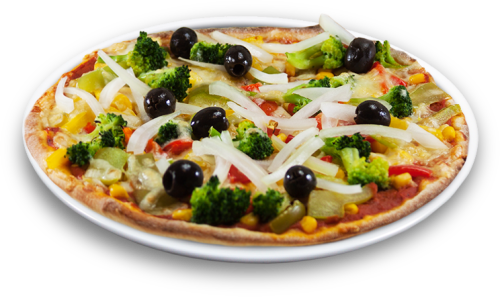 Pizza Florida Solo 25cm<sup>F</sup>
