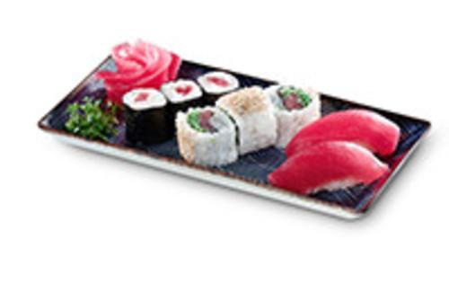 Tuna Dream Mix mit verschiedenen Sushi Arten
