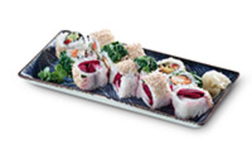 Vegetarische Sushi Box Veggie Style