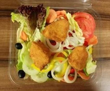 Camenbertsalat