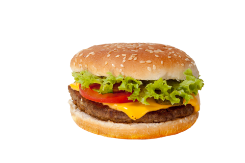 Cheese Burger<sup>F,K</sup>