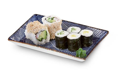 Sushi Auswahl für Kinder