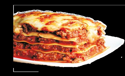 Lasagne Bolognese<sup>K,F</sup>