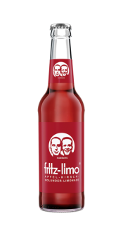 0,33l fritz-limo apfel-kirsch-holunder-limonade