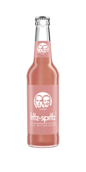 0,33l fritz-spritz bio-rhabarbersaftschorle
