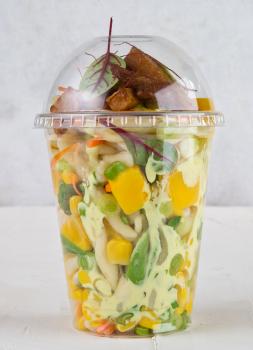 Pasta Salat Delhi
