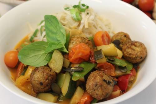 Oriental  Falafel