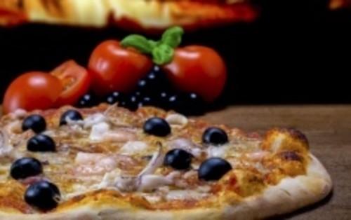 Samstag ist Pizzatag!