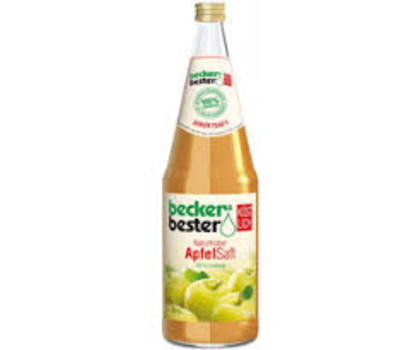 Apfelsaft<sup>A</sup> 1,0l