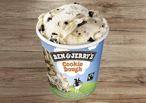 Cookie Dough.