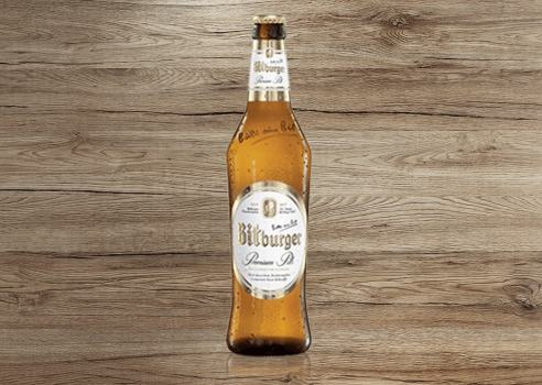 Bitburger Bier 0,5 l