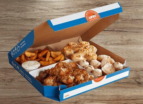 Snack Box medium