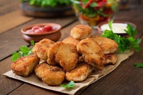 20 Stück Chicken Nuggets