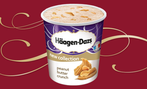 Häagen-Dazs Peanut Butter Crunch 460ml