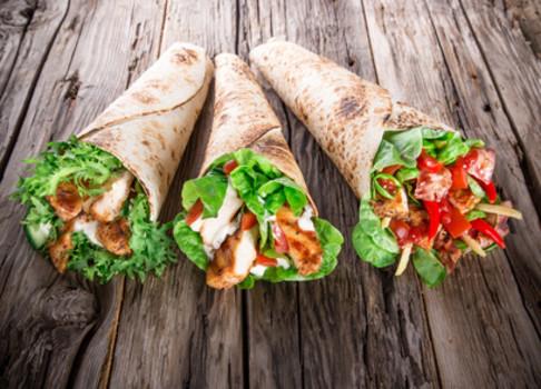 Wrap Salami