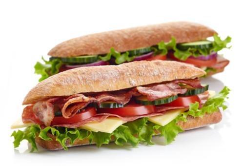 Baguette Salami
