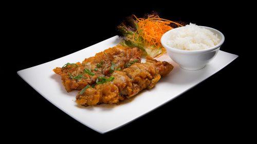111 - Chicken Teriyaki