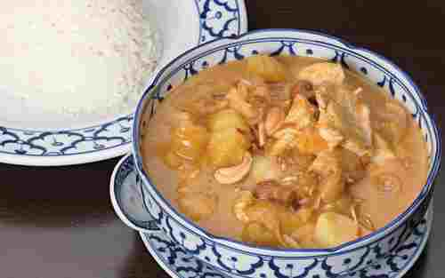 Kaeng Massaman - Massaman Curry