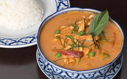 Kaeng Panäng - Panäng Curry