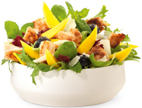 Grilled Chicken Salade
