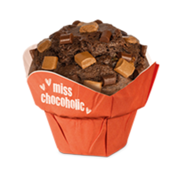 Miss Chocoholic Muffin