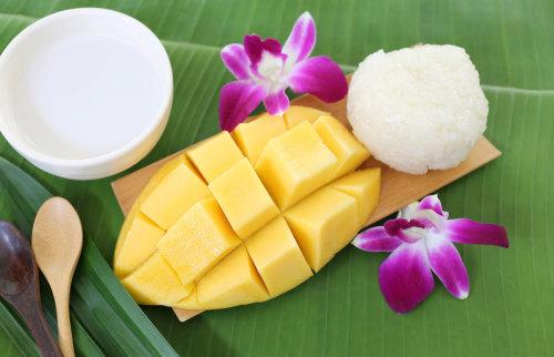 Süsse Thai Mango