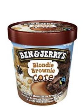 Blondie Brownie 500ml