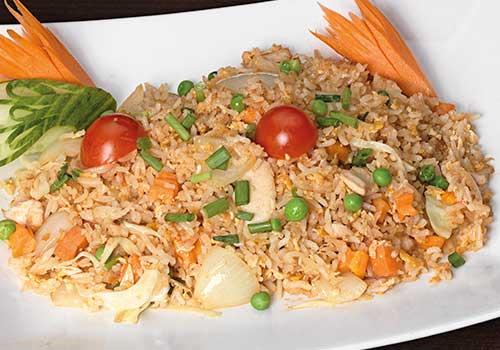 Gebratener Reis Box