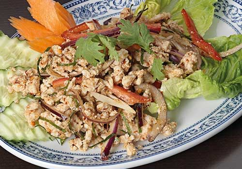 Laab Salat