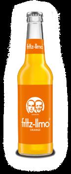 Fritz Orangenlimo 0,33l