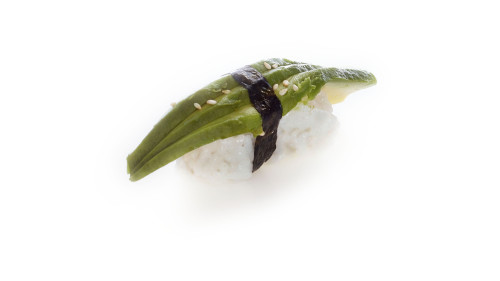 Avocado Nigiri (1 Stück)