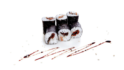 Salmonskin Maki (6Stück)