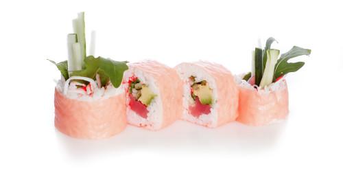 Pink Lady Roll (4 Stück)