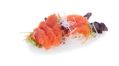 Salmon Sashimi (6 Stück)