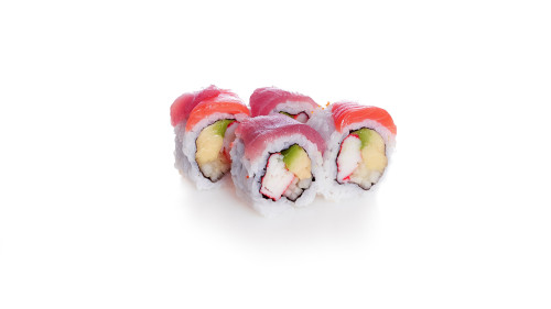 Rainbow Roll (4 Stk.)