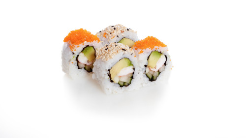 Ebi Avocado Roll