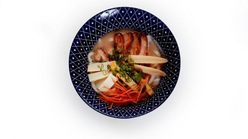 Chicken Ramen Suppe
