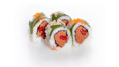 Salmonmayo Roll (4 Stk.)