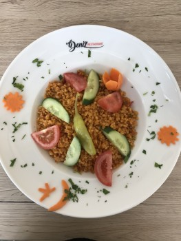 Bulgur gross